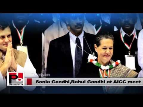 Sonia Gandhi, Rahul Gandhi- A new beginning is coming for the masses
