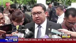 Fadli Zon: Pimpinan KPK Tidak Boleh Terbelenggu Kekuasaan