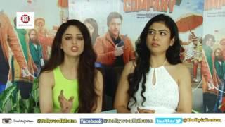 Baarat Company - Movie 2017 - Interview - Director Syed Ahmad Afzal - Sandeepa Dhar - Anurita Jha