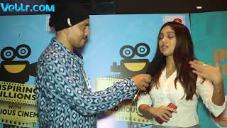 Actress Bhumi Pednekar Share Her View On Swachh Bharat Abhiyan   8th Jagran Film Festival 2017 #jff2