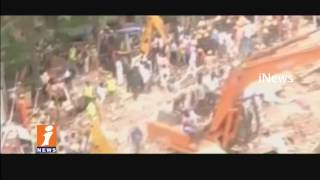 Old Buildings Collapses In Mumbai And Kolkata | iNews