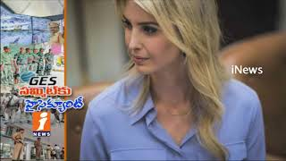 High Security Beefed For GES Summit 2017 In Hyderabad | Ivanka Trump &PM Modi Visits City | iNews