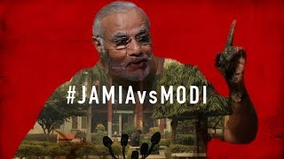 Watch- Jamia students divided over the university's invite to PM Modi