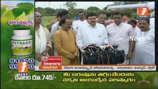 Congress Leaders Pays Tribute To PV Narasimha Rao on His Birth Anniversary | Hyderabad | iNews