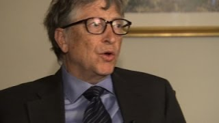 Gates: Young People Should Tackle Energy Problem