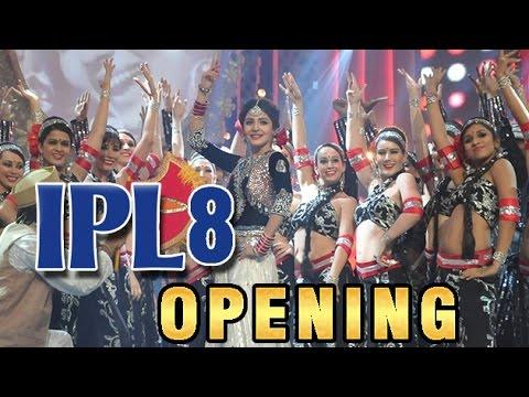 Anushka To Perform At IPL8 Opening Ceremony | LehrenTV