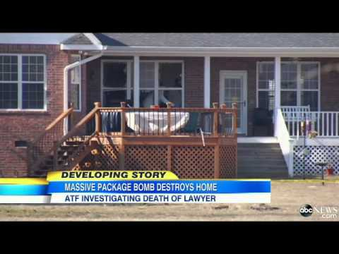 Package Bomb Kills Retired Lawyer in Tennessee News Video