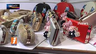 Lakme Fashion Week Expo Exhibition Attract Fashion Lovers In Hyderabad | Metro Colours | iNews