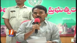 Telangana Government  Trying Cashless Transactions | Minister Jupally Krishna Rao | iNews