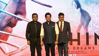 Sachin Sachin Anthem Launch | Sachin A Billion Dreams | Sachin Tendulkar | A.R.Rahman