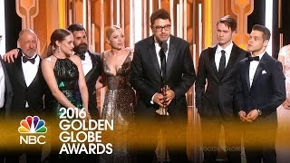 Mr. Robot Wins Best TV Series, Drama at the 2016 Golden Globes