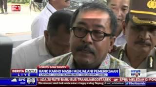 Rano Karno Ajak KPK Koordinasikan Kasus Pencucian Uang
