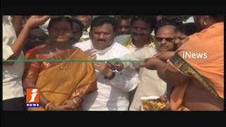 Yanamala And Chinna Rajappa Participated Jana Chaitanya Yatra in West Godavari District | iNews