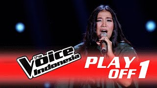 """Maria Stella """"Turning Tables"""" I PlayOff 1 I The Voice Indonesia 2016"""