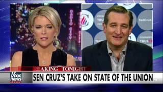 'State of denial': Cruz slams Obama's State of the Union
