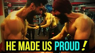 "BEST DAY of OUR LIFE | The FIRST EVER ""INDIAN FITNESS FORUM"" 