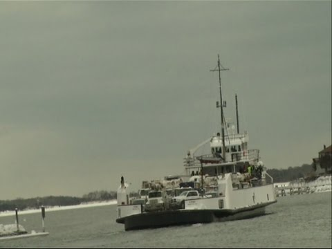 Utility Workers Try to Restore Nantucket Power News Video