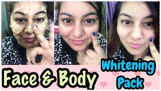 Skin Whitening Miracle Formula - Get Fair & Glowing Skin in 10 minutes | Result in LIVE Video