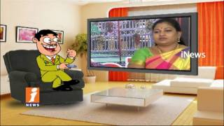 Dada Satires On TDP MLA Anitha Over Her Comments On YSRCP Women MLAs | Pin Counter | iNews