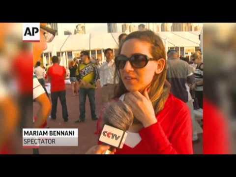 Dubai Skydiver Lands Guinness World Record News Video