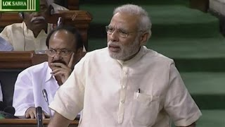 One week should be there during sessions when first time MPs will speak: PM Modi