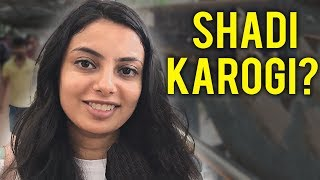 Cute Girls Want to Marry Celebrity - Asking Girls Social Experiment n Pranks in India