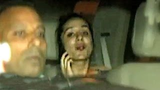 Shraddha Kapoor SPOTTED Leaving Farhan Akhtar's House At Late Night