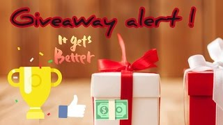 Cheap boom pole | Giveaway announcement