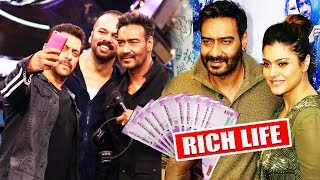 Salman And Ajay Devgn On Bigg Boss Weekend Ka Vaar Golmaal Again, Ajay Devgn's NET Worth 2017