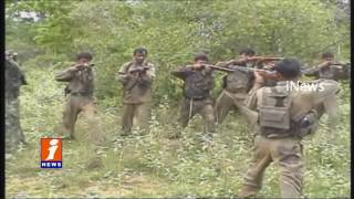 Firing Between Naxals And Police In Chhattisgarh | Maoist Dead And Weapons Seized | iNews