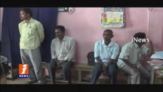 ACB Raids Rajampet RDO Office | 32k Money Seized | Kadapa | iNews