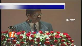 Vice President Venkaiah Naidu Speech At Institue Of International law Conference In Hyderabad| iNews