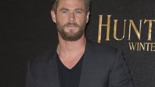 Laughs on Set With Hemsworth and Chastain - News Video
