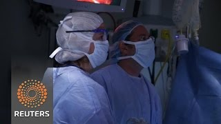 First liver transplant from HIV donor to HIV recipient News Video