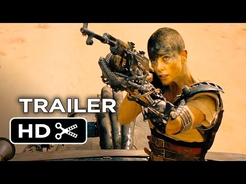 Mad Max- Fury Road Official Retaliate Trailer (2015) - Charlize Theron, Tom Hardy Movie HD