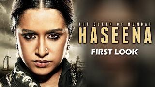 HASEENA - The Queen Of Mumbai FIRST LOOK Ft. Shraddha Kapoor