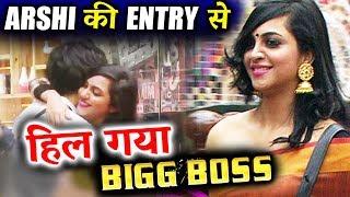 Arshi Khan ENTERS Bigg Boss House AGAIN | Bigg Boss 11