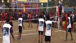 दिल्ली में नेशनल थ्रो बॉल चैंपियनशिप का आयोजन