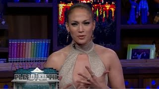 Jennifer Lopez Squashes Mariah Carey Feud & Talks Ben Affleck's Back Tattoo