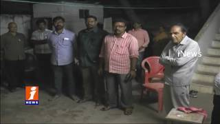 SBI Branch Deputy Manager Sharif Died Over Work Stress In Nellore | iNews