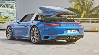 2016 Porsche 911 Targa 4 - Official Trailer