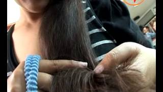 Home Hair Treatments For Split Ends (Without Cutting Them) - Amjad Habib (Hair Expert)