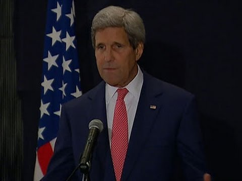 Kerry Seeks Egypt's Help in Combating Extremism News Video