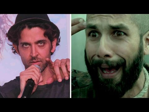 "Hrithik Roshan's ""SHOCKING"" Bang Bang Dare To Shahid Kapoor 