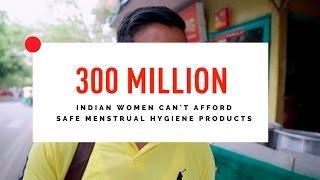 We spoke to men in Delhi about menstruation