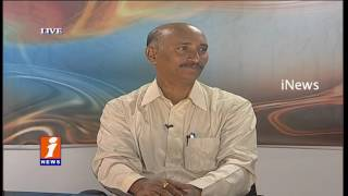 Discussion on KCR's Telangana Number Game | News Watch(05-10-2016) | iNews
