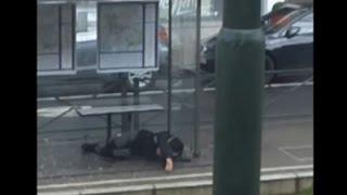 Raw- Belgian Police Capture Suspect News Video