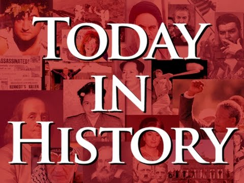 Today in History for Jan. 14th News Video