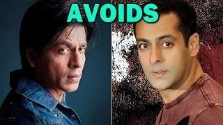 Shahrukh Khan AVOIDS Talking About Salman Khan's Prem Ratan Dhan Payo