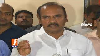 Minister Prathipati Pulla Rao Sudden Inspection On Ration Dealers In Visakha | iNews